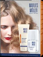 Marlies Möller Essential Set = Oil Elixir with Sasanqua 50 ml + Daily Repair Shampoo 100 ml