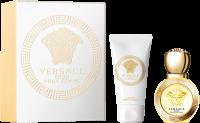 Versace Eros Pour Femme Set = E.d.T. Nat. Spray + Body Lotion