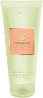 No.4711 Acqua Colonia White Peach & Coriander Moisturizing Body Lotion