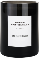 Urban Apothecary Red Cedar Luxury Scented Candle