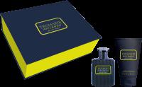 Trussardi Riflesso Blue Vibe Set = E.d.T. Nat. Spray 50 ml + Shower Gel 100 ml