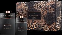 Bvlgari Man In Black Entry Set = E.d.P. Nat. Spray 60 ml + E.d.P. Nat. Spray 15 ml