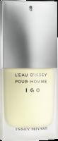 Issey Miyake L'Eau d'Issey pour Homme IGO E.d.T. Nat. Spray = E.d.T. 80 ml + E.d.T. Reisegröße 20 ml