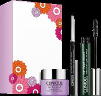 Clinique High Impact Favourites Set = High Impact Mascara 7 ml + Quickliner Intense 14 g + Cleansing Balm 15 ml