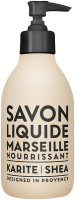 Compagnie de Provence Karite / Shea Liquid Marseille Soap Shea Butter