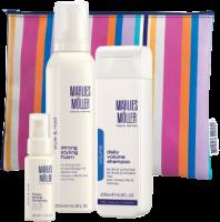 Marlies Möller Volume Best of Set = Daily Volume Shampoo 200 ml + Strong Styling Foam 200 ml + Finally Strong Hair Spray 30ml
