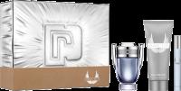 Paco Rabanne Invictus Set = E.d.T. Nat. Spray 50 ml + Shower Gel 100 ml + E.d.T. Nat. Spray 10 ml
