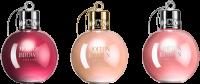 Molton Brown Bauble Trio Xmas Set = Rhubarb & Rause Bauble 75 ml + Jasmine & Sun Rose Bauble 75 ml + Pink Pepper Bauble 75 ml