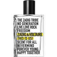 Zadig & Voltaire This is Us! E.d.T. Nat. Spray