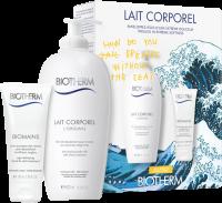 Biotherm Lait Corporel Coco Captain Set  = Lait Corporel 400 ml + Biomains 100 ml