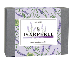 Isarperle Naturseife Lavendel & Limone