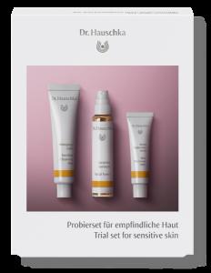 Dr. Hauschka Probierset empfindliche Haut