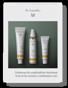 Dr. Hauschka Probierset empfindliche Mischhaut