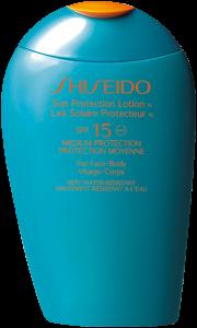 Shiseido Sun Protection Lotion N SPF 15