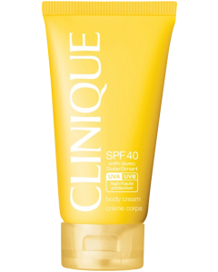 Clinique SPF 40 Body Cream