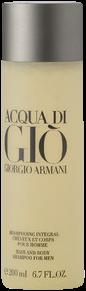 Giorgio Armani Acqua di Giò Pour Homme Gel Douche