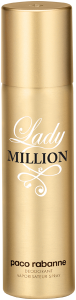 Paco Rabanne Lady Million Deodorant Nat. Spray
