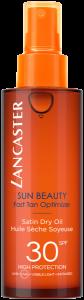 Lancaster Sun Beauty Satin Sheen Oil Fast Tan Optimizer SPF 30