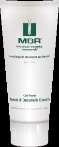 MBR BioChange Anti-Ageing Neck & Decollete Cream