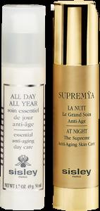 Sisley Supremya Coffret = La Nuit + All Day Year