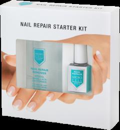 MicroCell 2000 Nail Repair Starter Kit = Nail Repair 12 ml + Remover 100 ml