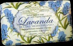 Nesti Dante Firenze Lavanda Blu del Mediterraneo Soap
