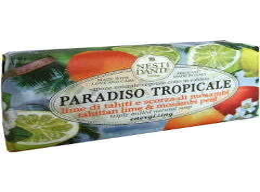 Nesti Dante Firenze Paradiso Tropicale energihzing Soap Tahitian Lime und Mosambi Pee