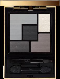 Yves Saint Laurent 5 Color Palette