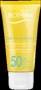 Biotherm Sun Crème Solaire Dry Touch SPF 50