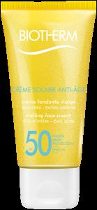 Biotherm Sun Crème Solaire Anti-Âge SPF 50