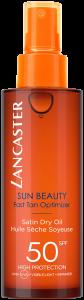 Lancaster Sun Beauty Dry Oil Fast Tan Opitimizer SPF 50