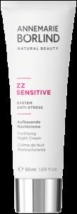 Annemarie Börlind ZZ Sensitive System Anti-Stress Aufbauende Nachtcreme