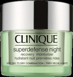 Clinique Superdefense Night Recovery Moisturizer Hauttyp 1+2