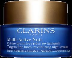 Clarins Multi-Active Nuit Crème Premières Rides Rentalisante PN/PM