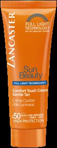 Lancaster Sun Beauty Comfort Touch Cream Gentle Tan SPF 50