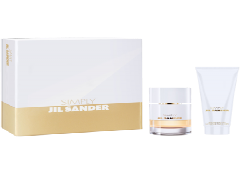 Jil Sander Simply Set = E.d.T. Nat. Spray + Body Lotion