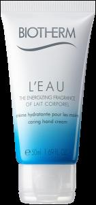 Biotherm L'Eau by Lait Corporel Crème Hydratante pour les Mains
