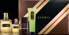 Aramis Blockbuster Set = After Shave + After Shave Balm + Invigorating Body Shampoo + E.d.C. Nat. Spray
