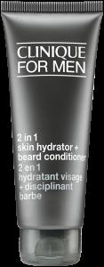 Clinique For Men 2 in 1 Skin Hydrator + Beard Conditioner