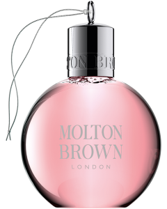 Molton Brown Delicious Rhubarb & Rose Festive Bauble