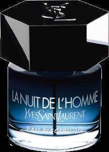 Yves Saint Laurent La Nuit de L'Homme Eau Electrique E.d.T. Vapo