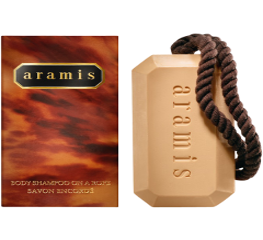 Aramis Body Shampoo on a Rope