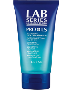 LabSeries Clean Pro + LS All-in-One Face Cleansing Gel