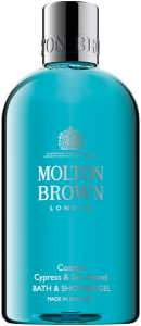 Molton Brown Coastal Cypress & Sea Fennel Bath & Shower Gel