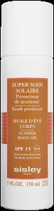 Sisley Super Soin Solaire Huile d'été Corps SPF 15