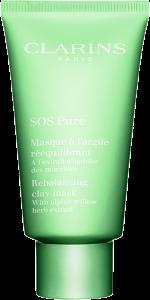 Clarins SOS Pure Masque à l'argile Rééquilibrant