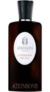 Atkinsons 24 Old Bond Street Triple Extract E.d.C. Nat. Spray