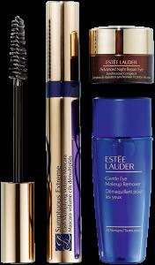 Estée Lauder Sumptuous Extreme Mascara Set = Sumptuous Extreme Mascara + ANR Eye + Gentle Eye Makeup Remover