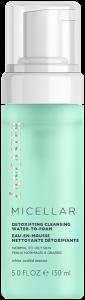 Lancaster Micellar Detoxifying Cleansing Water-to-Foam