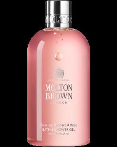 Molton Brown Delicious Rhubarb & Rose Bath & Shower Gel